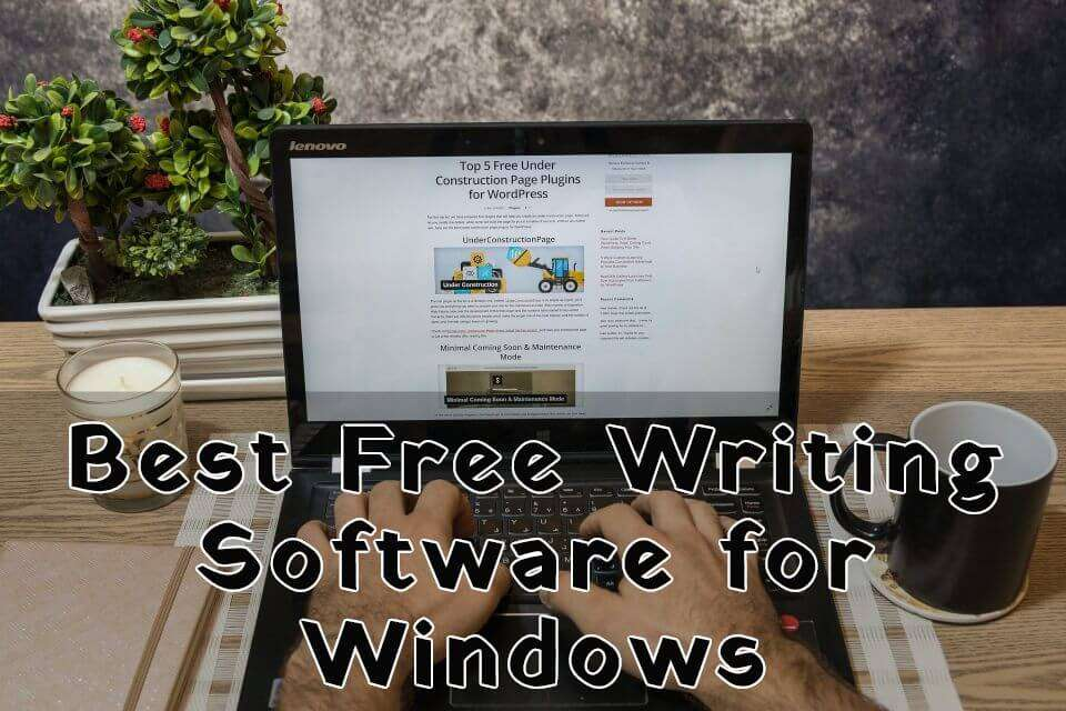 Free Writing Software for Windows