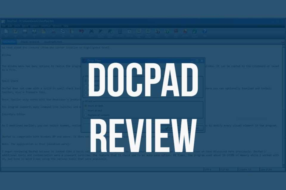 DocPad Review and Download