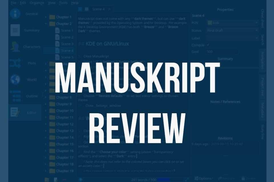 Manuskript Review and Download