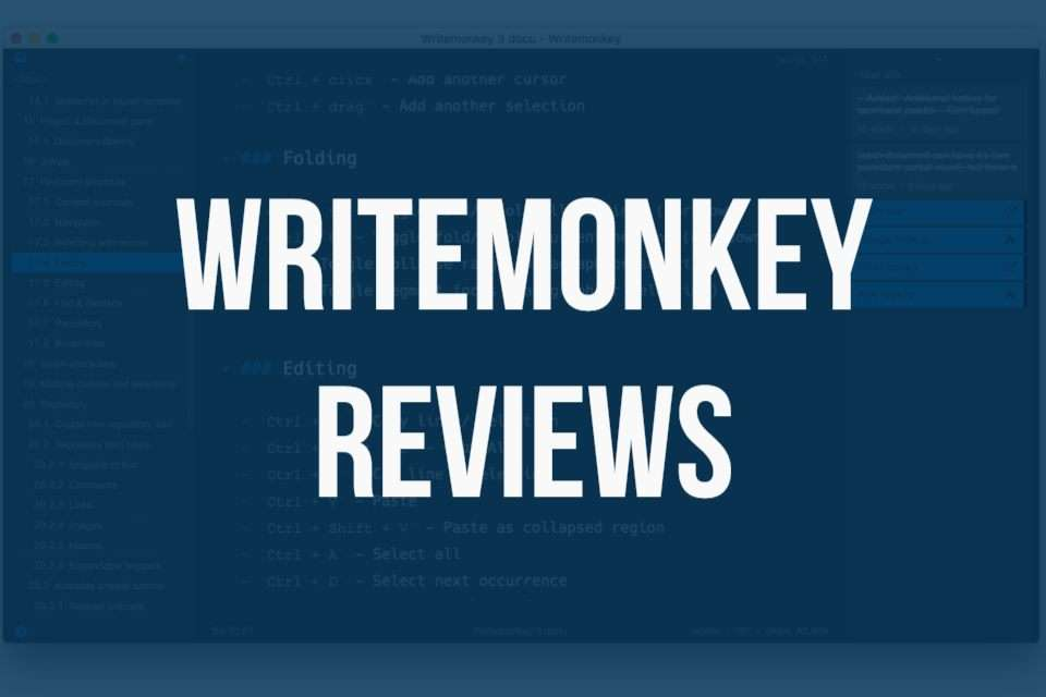 WriteMonkey Review and Download