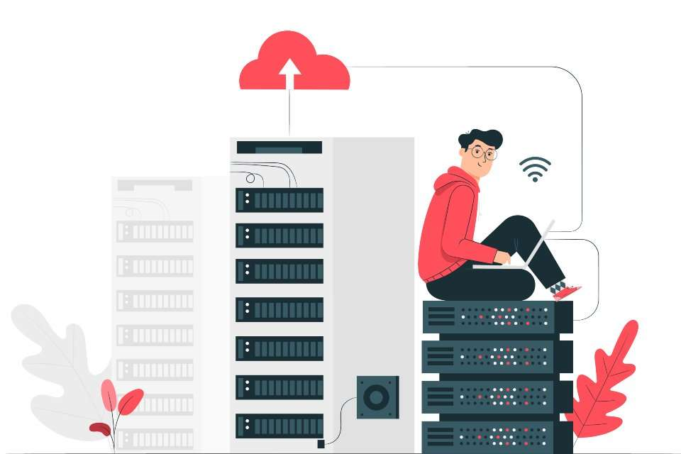Compared to In-House Hosting Cloud-Based Hosting