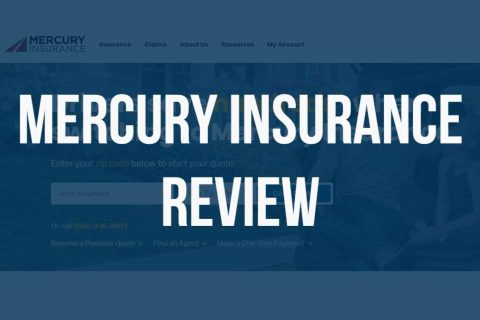 Mercury Insurance Review