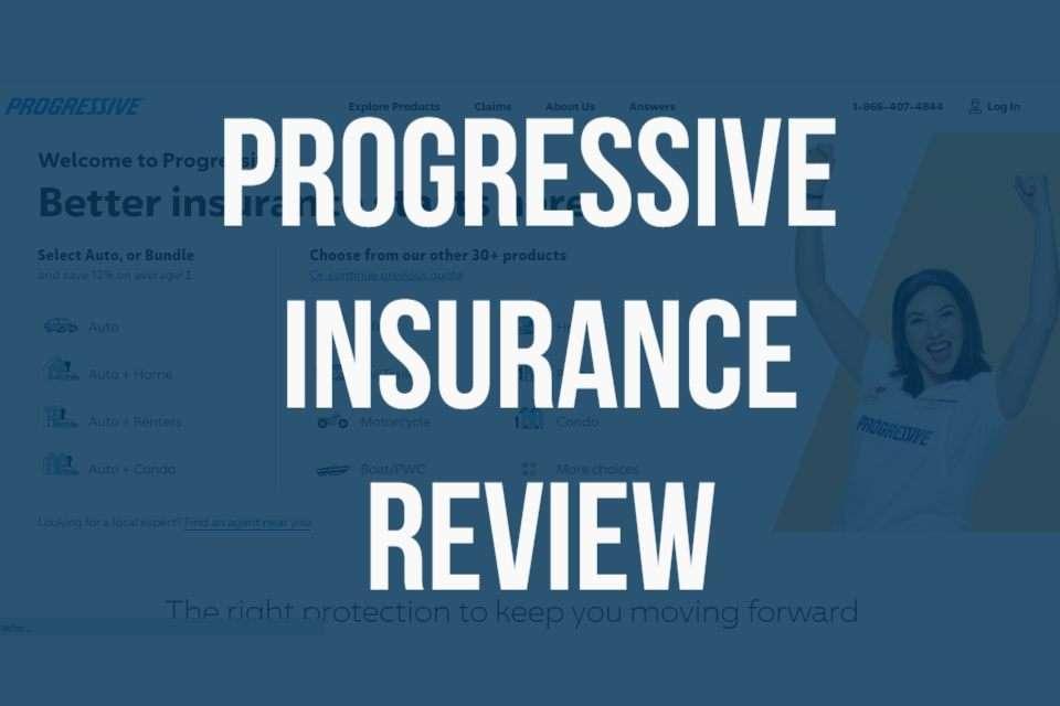Progressive Insurance Review