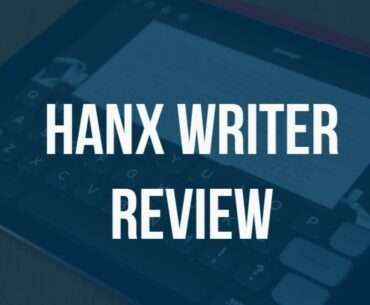 Hanx Writer Review