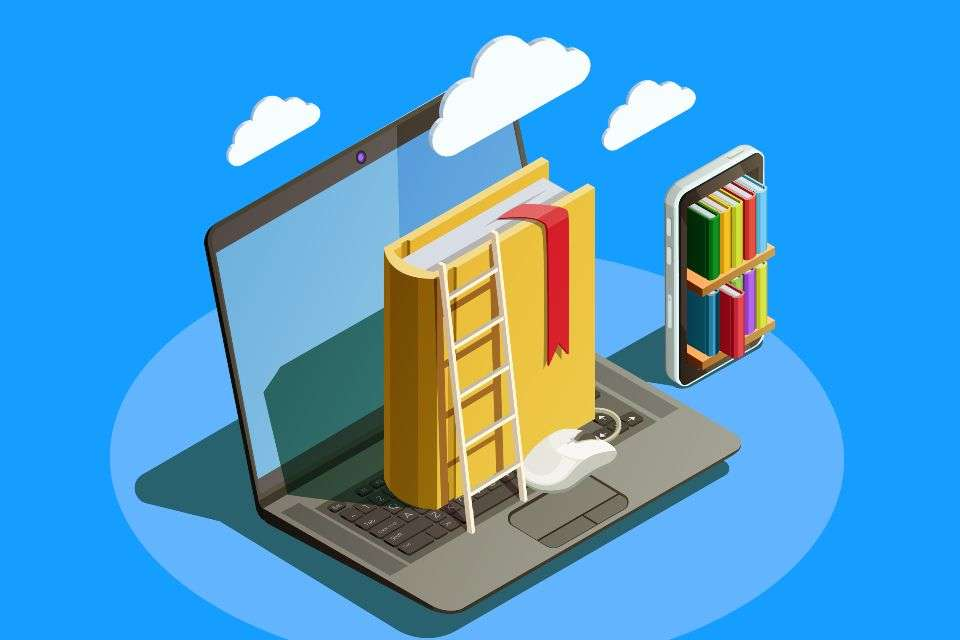 Online Library for Kids