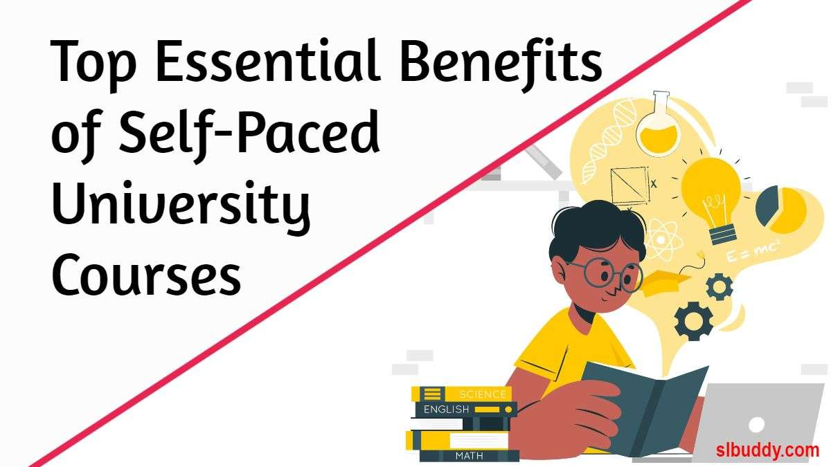 Benefits of Self-Paced University Courses