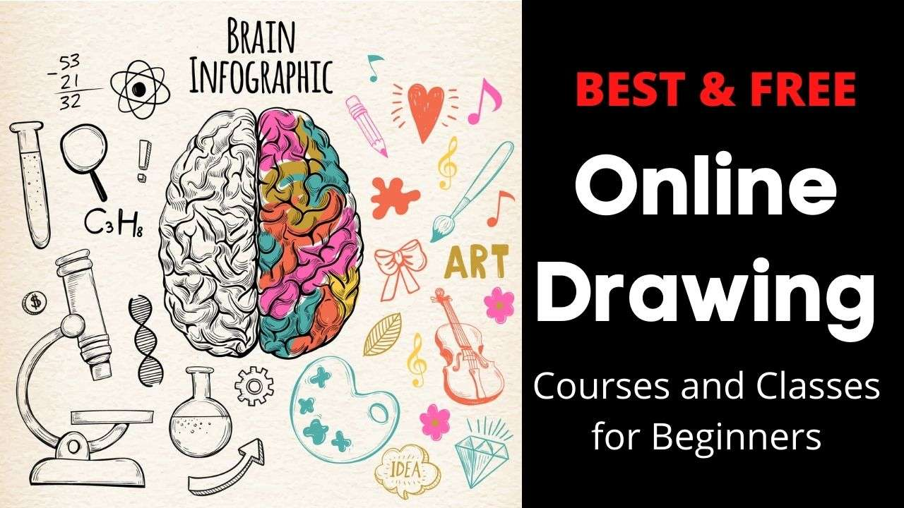 Drawing Courses Online and Classes