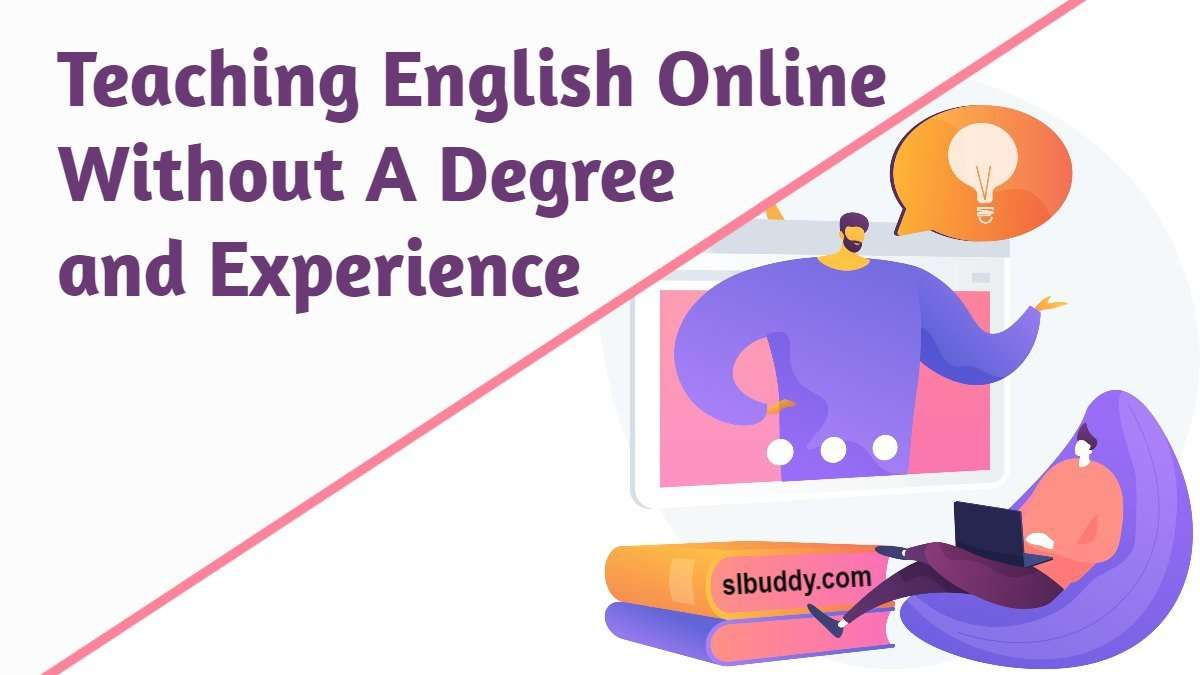 Teaching English Online without a Degree
